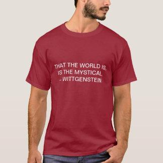 神秘的 Tシャツ