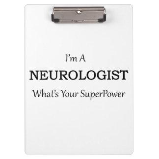 神経学者 クリップボード