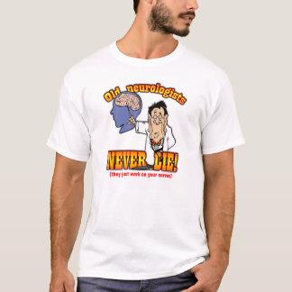 神経学者 Tシャツ