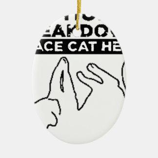 神経衰弱CAT セラミックオーナメント