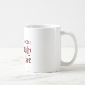 神聖なクリッカー コーヒーマグカップ