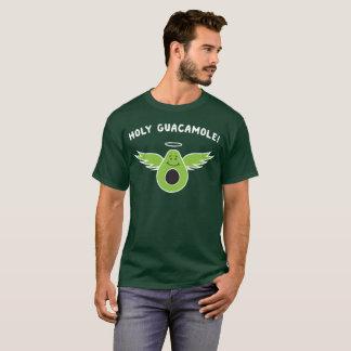 神聖なグアカモーレ: 図解入りの、写真付きのなアボカド Tシャツ