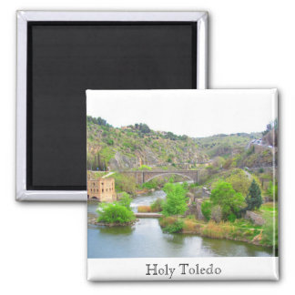 神聖なトレド、スペイン マグネット
