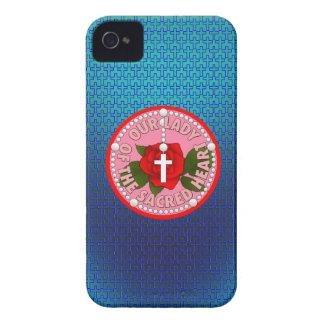 神聖なハートの私達の女性 Case-Mate iPhone 4 ケース