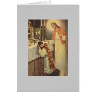 神聖なミサカード カード