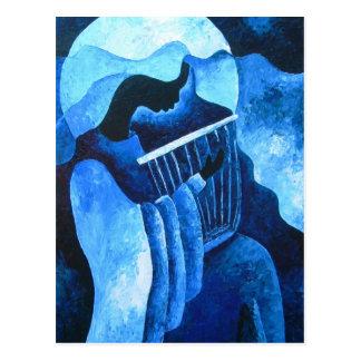 神聖なメロディー2012年 ポストカード