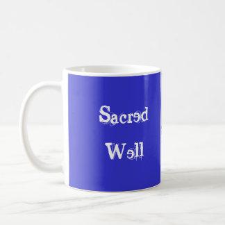 神聖な井戸 コーヒーマグカップ
