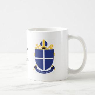神聖な交差のマグの主教管区- 2つの頂上 コーヒーマグカップ