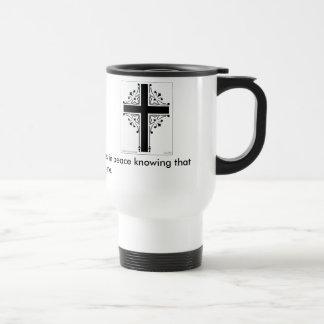 神聖な十字のタンブラー トラベルマグ