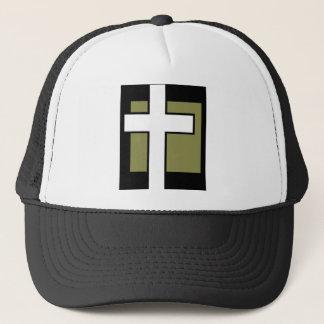神聖な十字のトラック運転手の帽子 キャップ