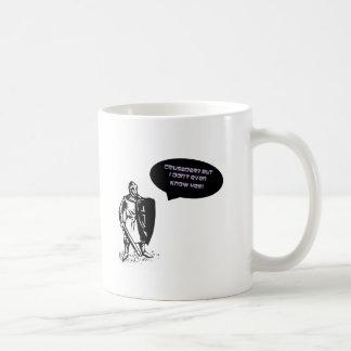 神聖な十字 コーヒーマグカップ