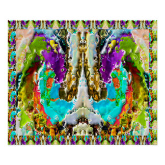 神聖な場所-秘密の記号 ポスター