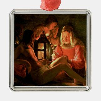 神聖な女性によってがちSt.セバスチャン(油はできます メタルオーナメント