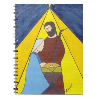 神聖な家族 ノートブック