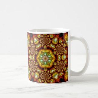 神聖な幾何学のマグ コーヒーマグカップ