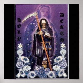 神聖な死 ポスター