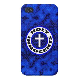 神聖な潔白な人 iPhone 4 CASE
