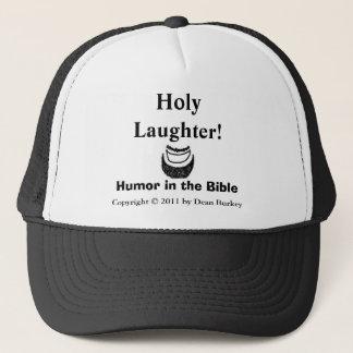 神聖な笑い声! 聖書の帽子のユーモア キャップ
