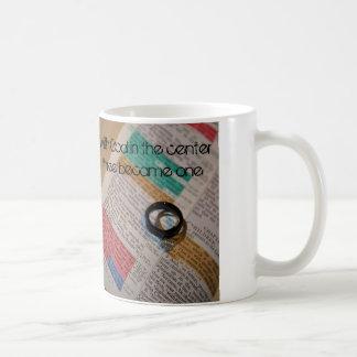 神聖な連合白11のozのクラシックで白いマグ コーヒーマグカップ