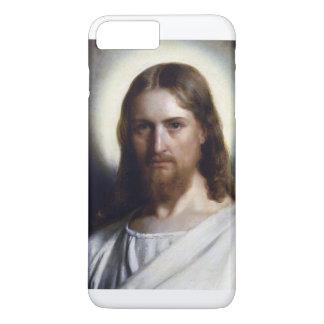 神聖な顔 iPhone 8 PLUS/7 PLUSケース