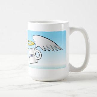 神聖な「Caf」のコーヒー・マグ コーヒーマグカップ