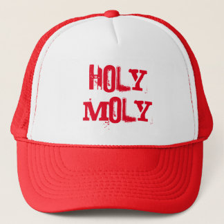 神聖なMolyのトラック運転手の帽子 キャップ