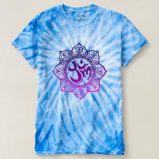 神聖なYumタイによって染められるワイシャツ Tシャツ