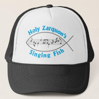 神聖なZarquonの歌う魚! キャップ