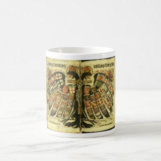 神聖ローマ帝国Jost de Negkerの州 コーヒーマグカップ
