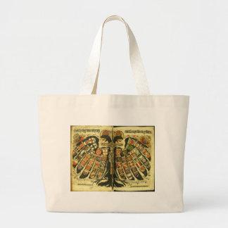 神聖ローマ帝国Jost de Negkerの州 ラージトートバッグ
