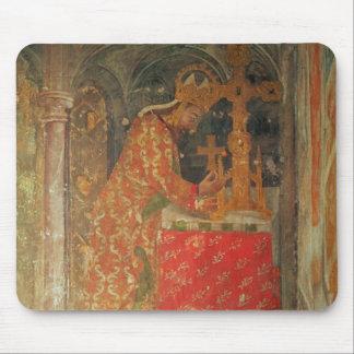 神聖ローマ皇帝チャールズIV マウスパッド