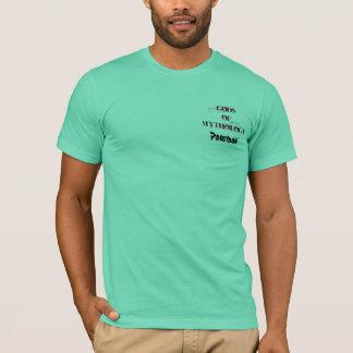 神話- Poseidonの神 Tシャツ