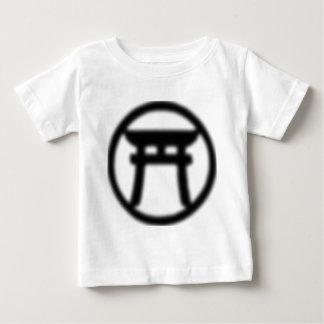 神道のTorii ベビーTシャツ