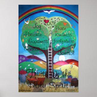 神霊ポスターのフルーツ ポスター