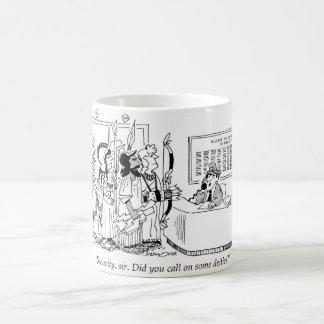 神 コーヒーマグカップ