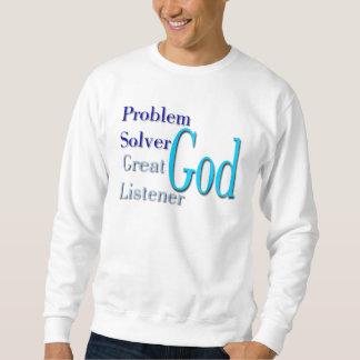 神 スウェットシャツ