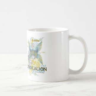 神-マグの装甲 コーヒーマグカップ