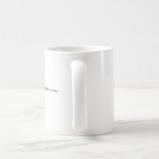 神、内臓、栄光のコーヒーMuc コーヒーマグカップ