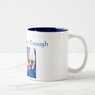 +  神=十分 ツートーンマグカップ