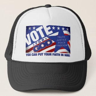 神-服装のための投票 キャップ