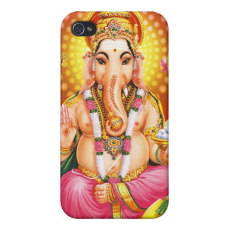 神Ganesha iPhone 4/4Sケース