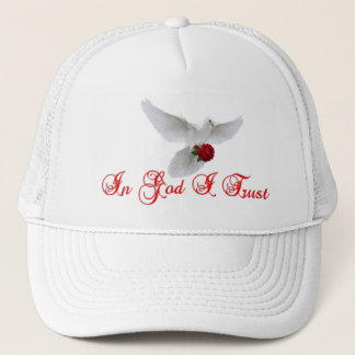 神Iの信頼の帽子 キャップ