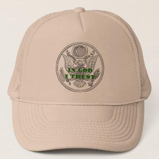 神Iの信頼の球の帽子 キャップ