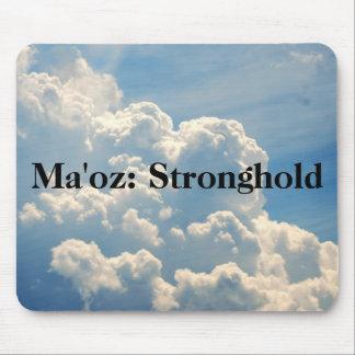 神w/Meaning - Ma'ozの名前 マウスパッド