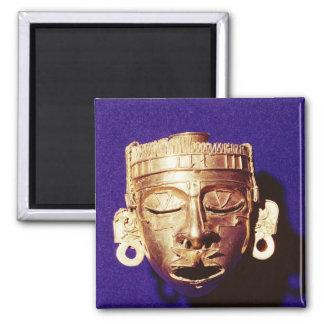 神Xipe Totecのマスク マグネット