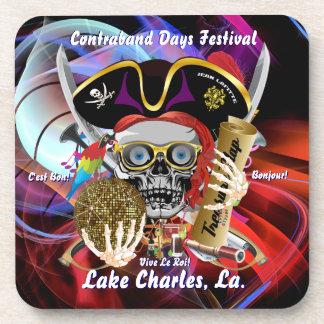 禁制品の日Lake Charles、ルイジアナ コースター
