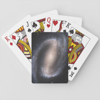 禁止された渦状銀河(NGC 1300年)のトランプ トランプ