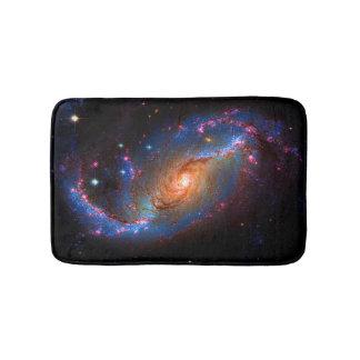 禁止された渦状銀河NGCの1672年の天文学の写真 バスマット