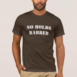 禁止される把握は大きく行きませんし、起点に行きません Tシャツ