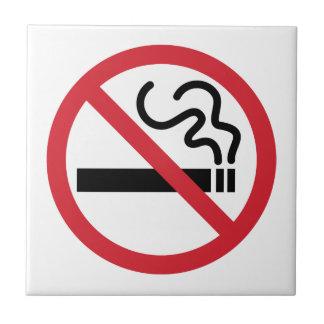 禁煙アイコン タイル